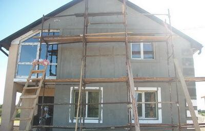 Снип по ремонту фасадов здания